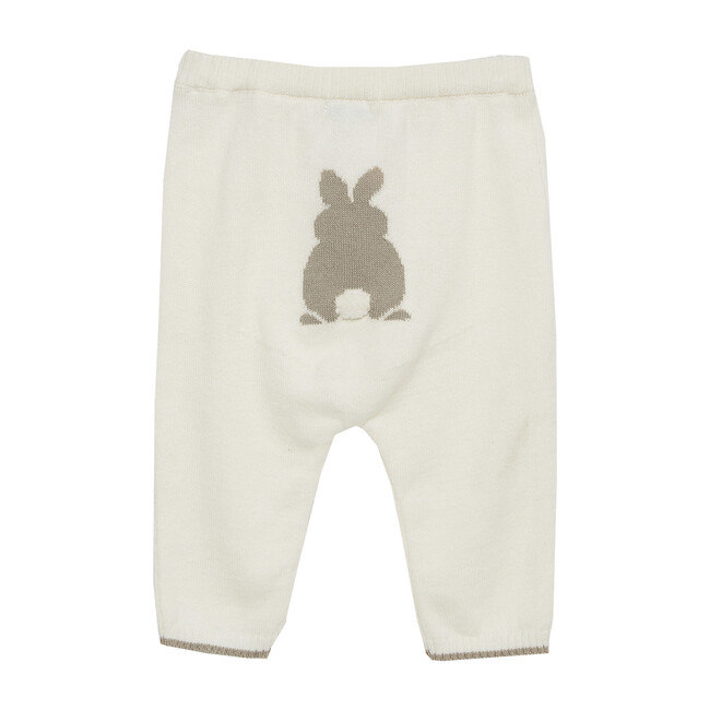 Bunny Leggings, Off-white