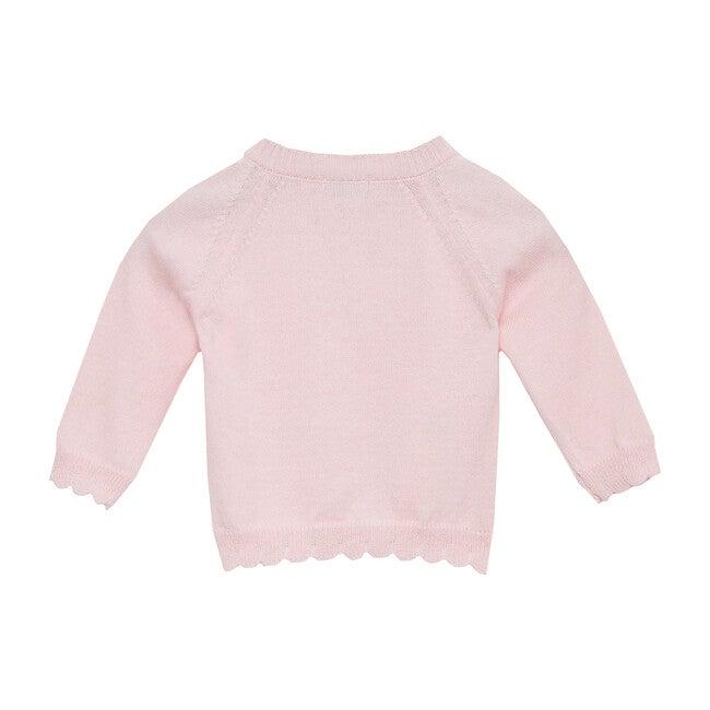Isabella Cardigan, Pale Pink