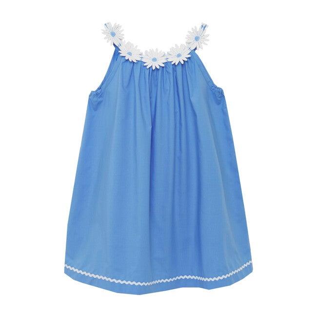 Daisy Dress, Amalfi Blue