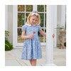 Liberty Blue Betsy Dress, Blue Betsy - Dresses - 2