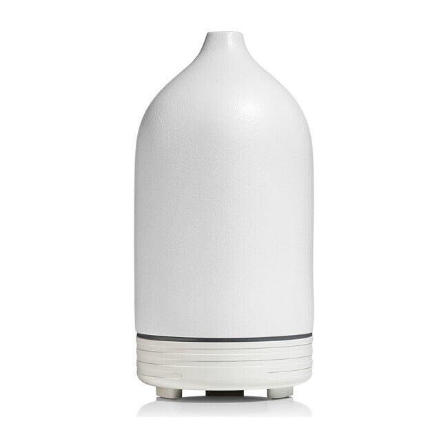 Ulatrasonic Ceramic Essential Oil Diffuser, White