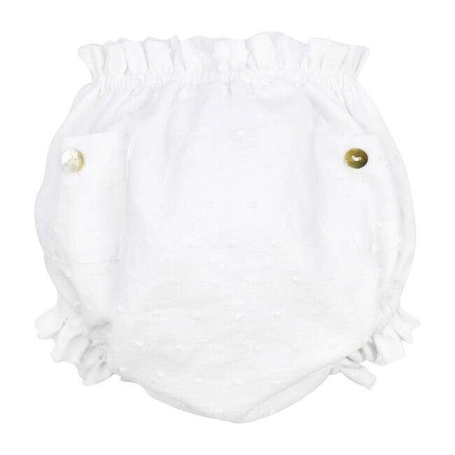 Plumetti Bloomers, White