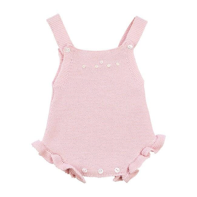Petunia Romper, Dusty Pink