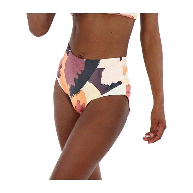 Women's Macarena Sicilia High Waist Bottom, Multicolor