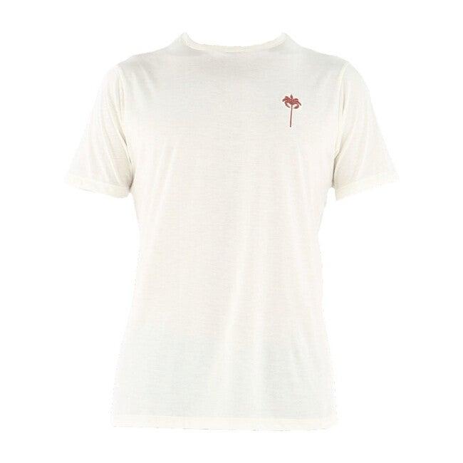 Men's Rosea Nazza T-Shirt, White