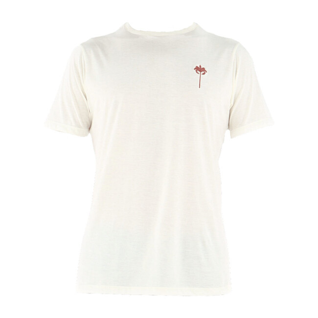 Rosea Mola Boy T-Shirt, White