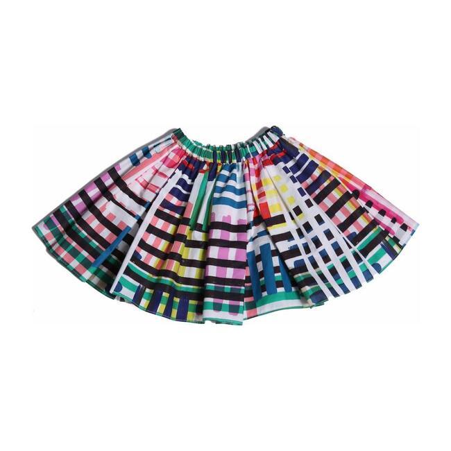 Jalisco Twirl Skirt, Multi