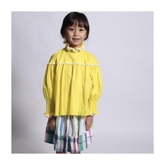 Patchwork Twirl Skirt, Multi