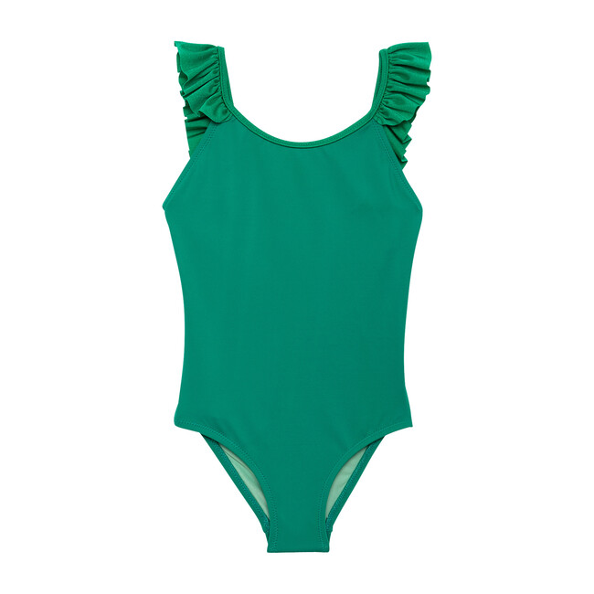 Bora Bora One Piece, Green Tennis