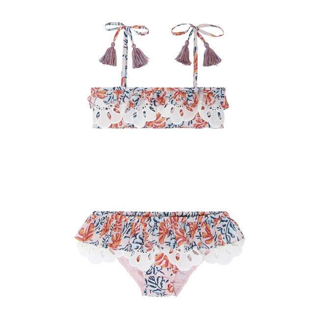Freesia Bikini, Pink - Two Pieces - 1