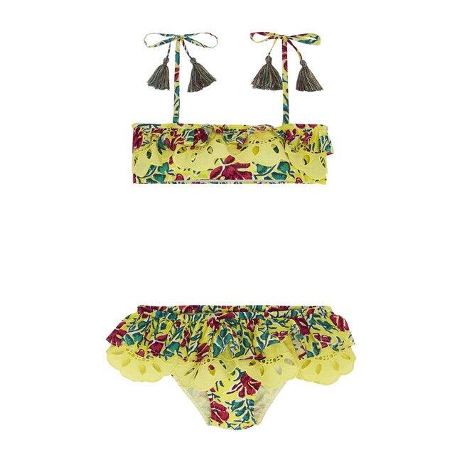Freesia Bikini, Yellow