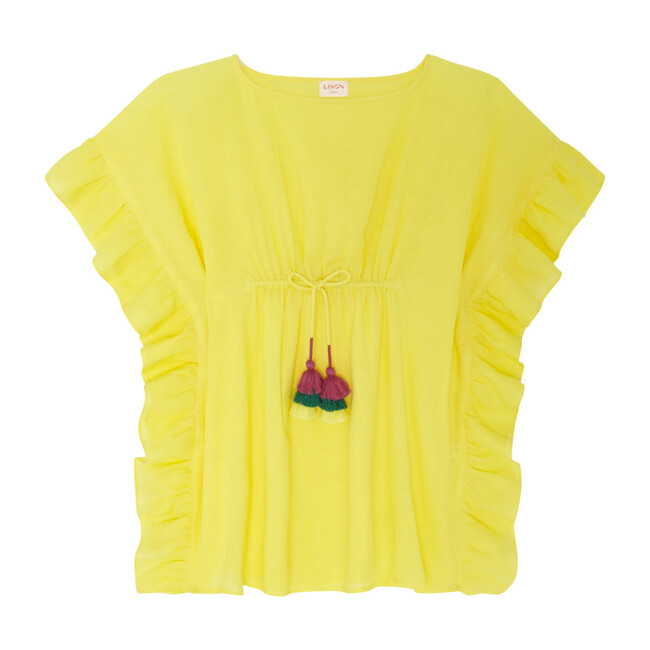 Lea Poncho, Lemon Jaune - Cover-Ups - 1