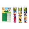 Tube and Basplate Building Toy Set Bundle, Zoo - STEM Toys - 1 - thumbnail