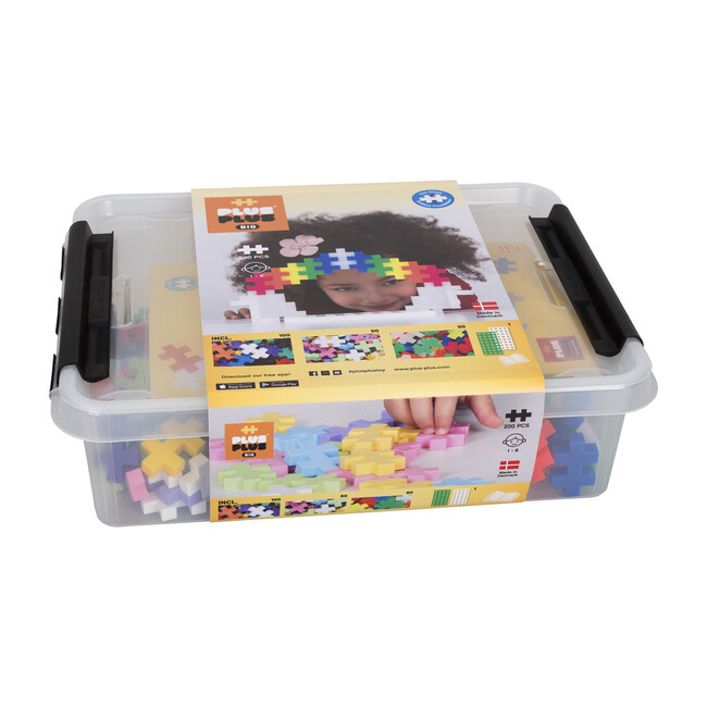 BIG 200-piece All Colors with 2 Baseplates