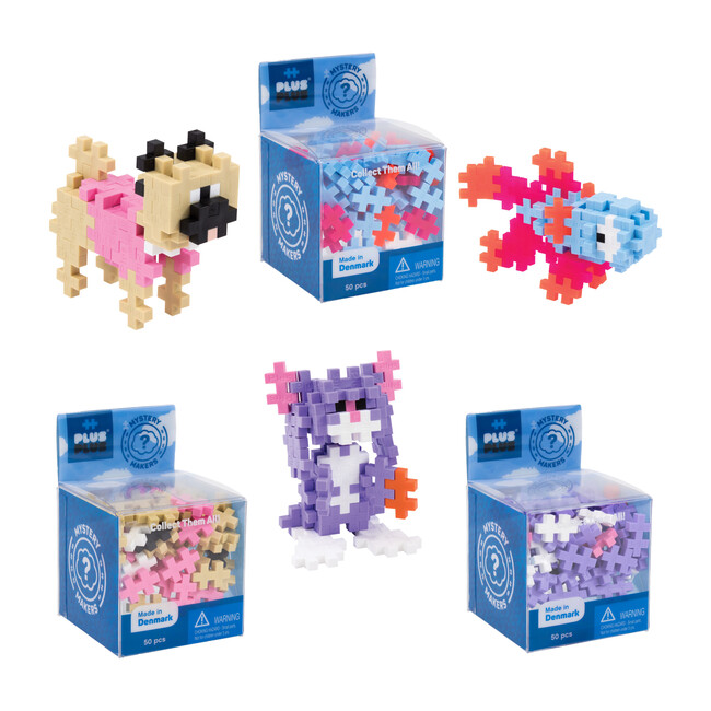 9-Pack Mystery Maker, Pets & More