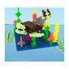 Building Toy Set Aquatic Bundle with Baseplate Builder - STEM Toys - 3