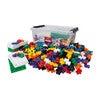 BIG Educational Tub 400 Basic Mix with 10 baseplates - STEM Toys - 1 - thumbnail