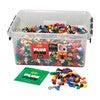 3600-piece Basic Mix in Tub - STEM Toys - 1 - thumbnail