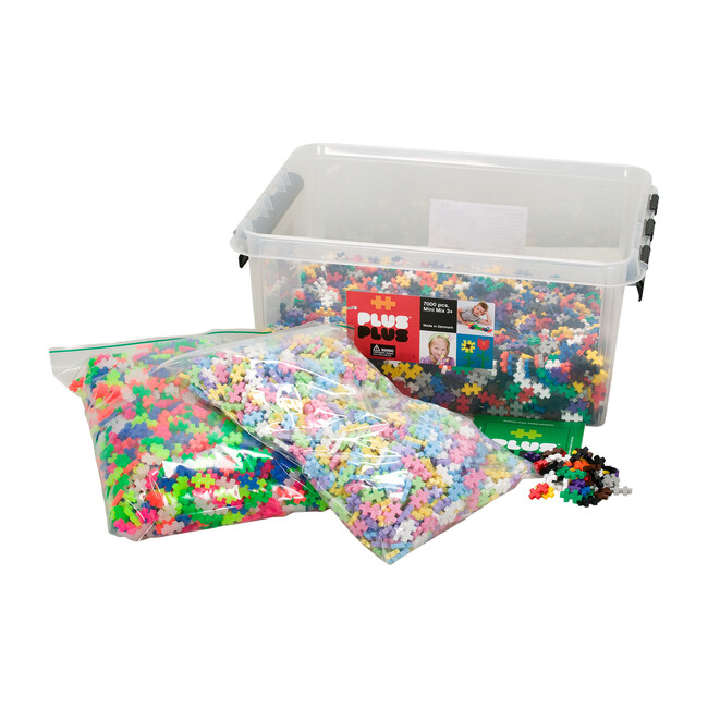7000-piece All Colors in Tub