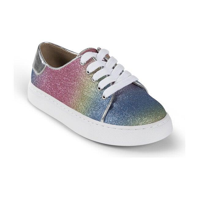 Miss Bowery, Pastel Rainbow Glitter