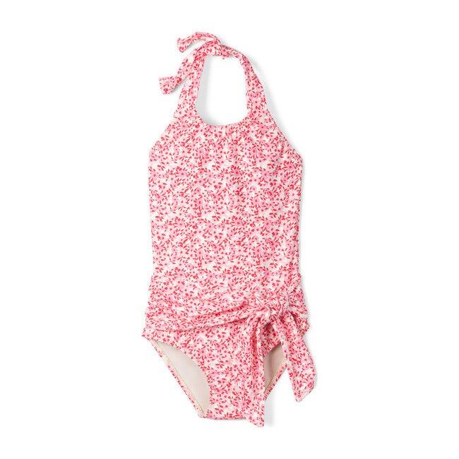 Genevieve One Piece Swimsuit, Ditsy
