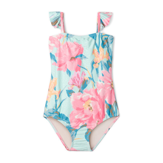 Vivi One Piece Swimsuit, Romantic Bloom