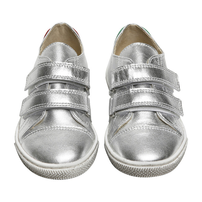 Elfie Sneaker, Silver