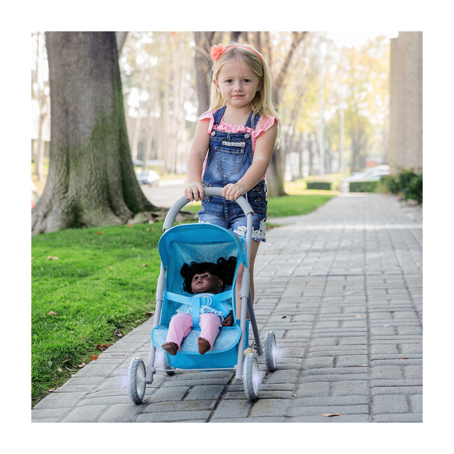 Glitter Medium Shade Stroller