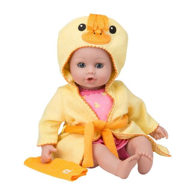 Bath Time Baby Ducky
