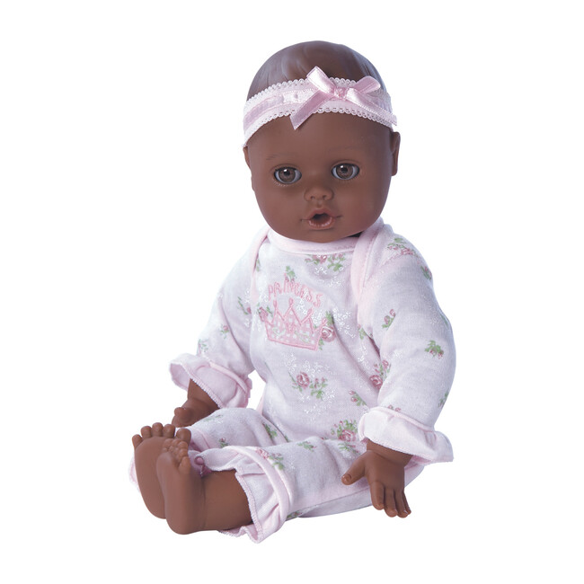 Play Time Baby Little Princess - Dark Skin Tone