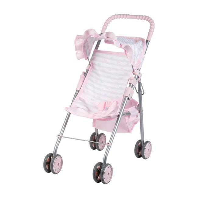 Pink Medium Shade Umbrella Stroller