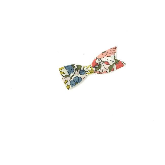 Petal Bow Clip, Liberty Mixed Floral