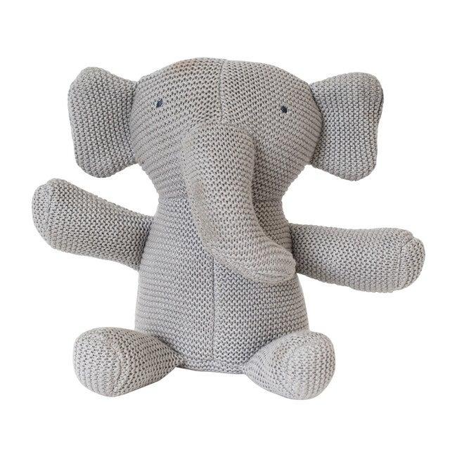 Organic Cotton Classic Knit Elephant