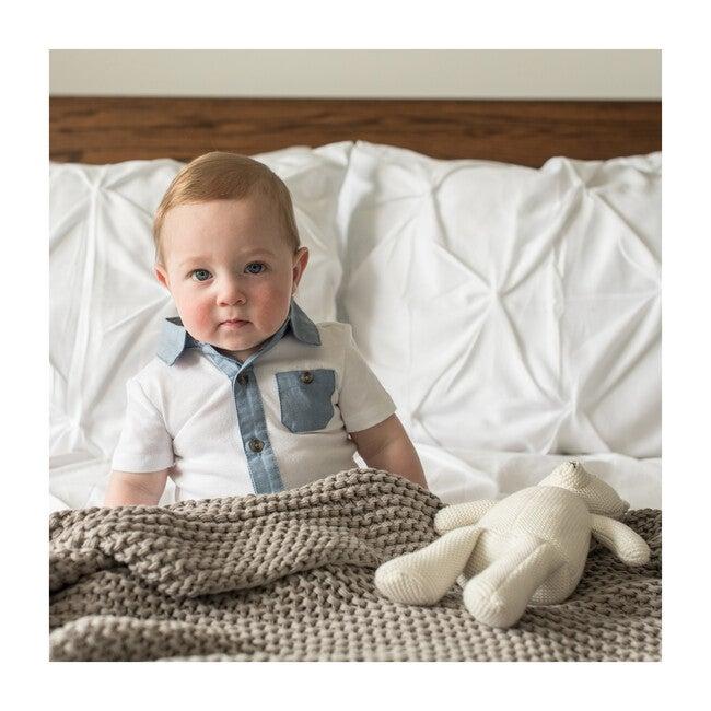 Organic Cotton Classic Knit Bear