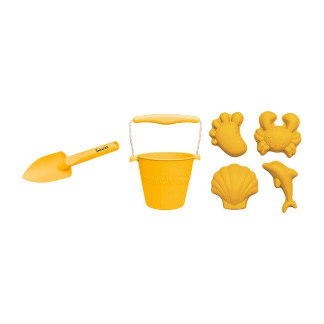 Bucket Set, Mustard