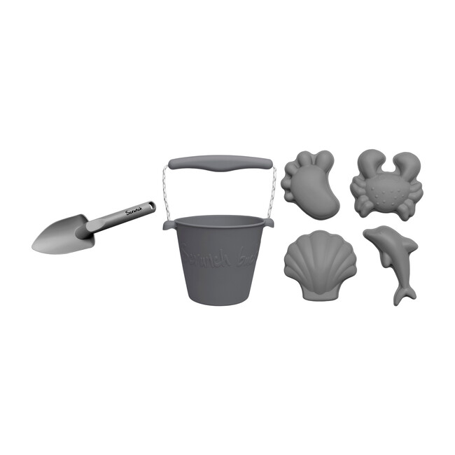 Bucket Set, Grey
