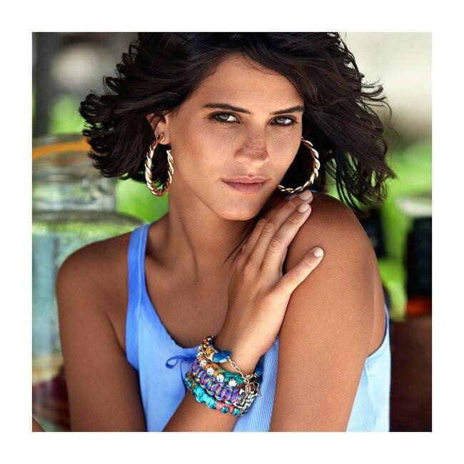 Women's Portia Bracelet, Miel