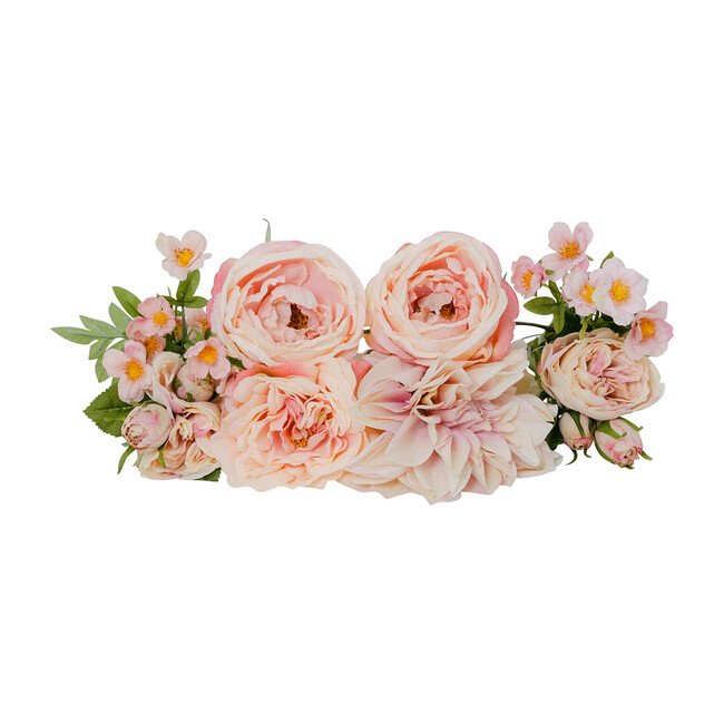 Floral Play Tent Topper, Perfectly Pink