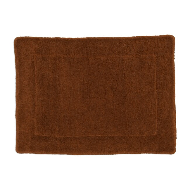 Simple Terry Bath Mat, Terracotta