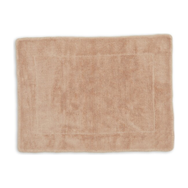 Simple Terry Bath Mat, Blush
