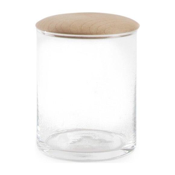 Simple Glass Storage Container, Mini