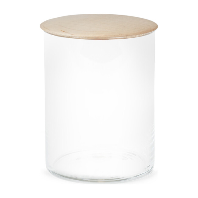 Simple Glass Storage Container, Small