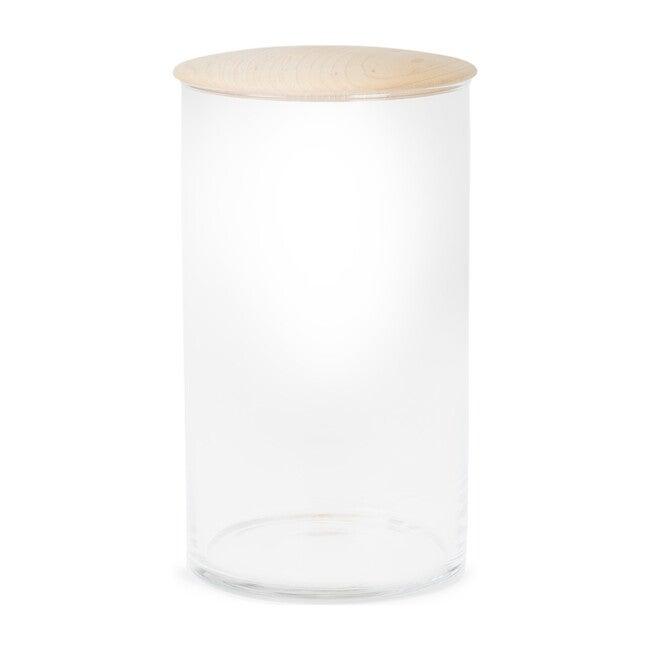 Simple Glass Storage Container, Medium