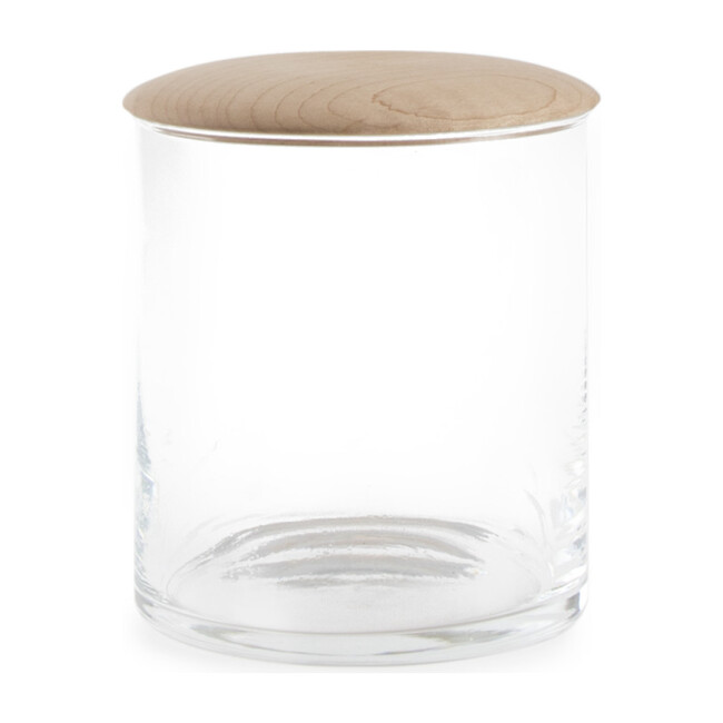 Simple Glass Storage Container, Extra Small