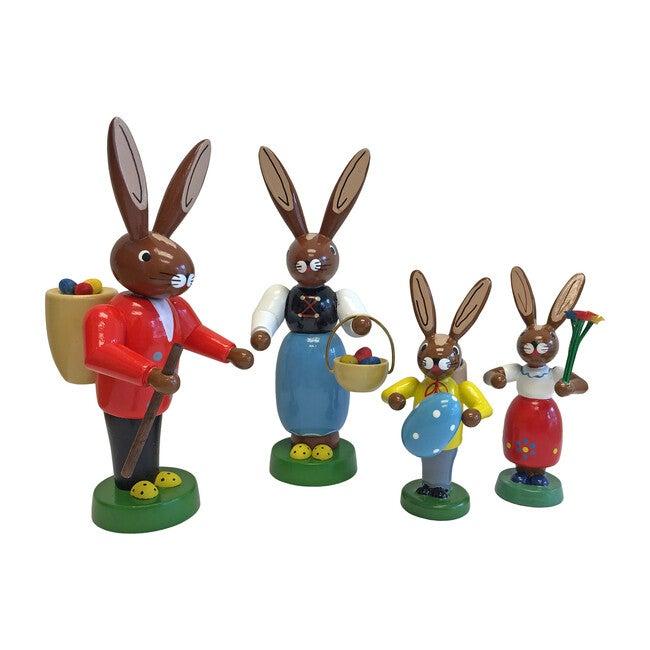 Bunny Family, Set of 4
