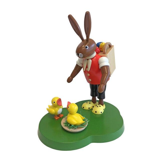 Easter Figure, Bunny With Basket