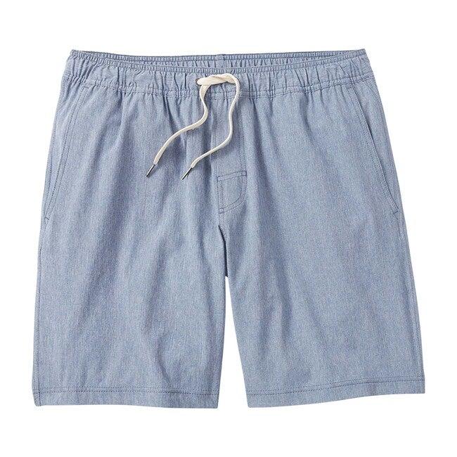 Men's One Short, Blue