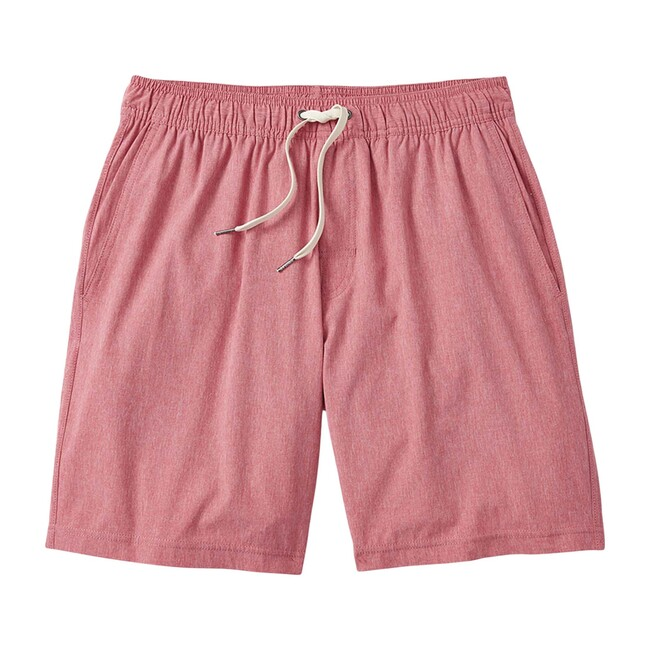 Men's One Short, Red