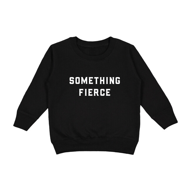 Something Fierce Pullover, Black