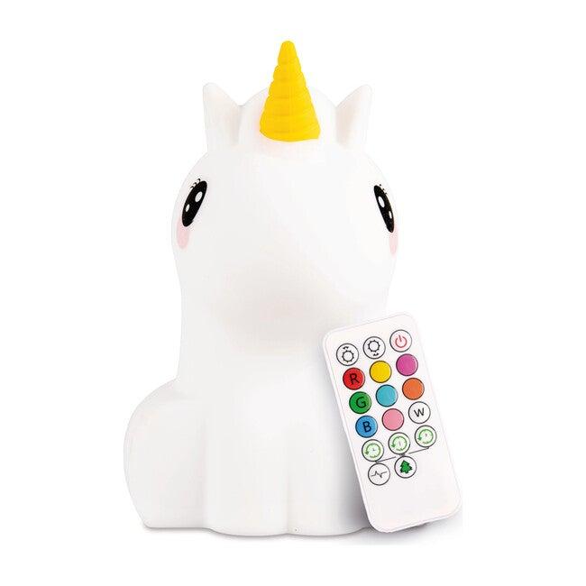 Unicorn Nightlight, White